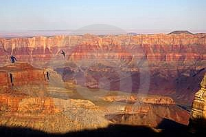 A Canyon In All It's Splendor Stock Photo - Image: 7949150