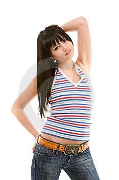 Fashion Woman Stock Photo - Image: 7952350