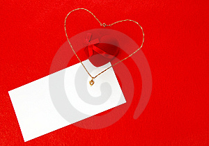 Valentines Card Stock Photo - Image: 7952990