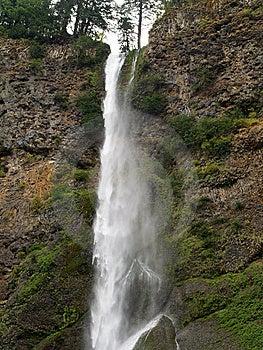 Multnomah Falls Waterfall In Oregon Stock Image - Image: 7953101
