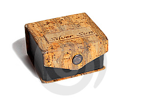 Cork Case Royalty Free Stock Photos - Image: 7954328