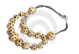 Hand Made Beads Royalty Free Stock Image - Image: 7954336