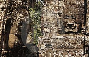 Bayon Wat View,SiemRiep,Cambodia Stock Image - Image: 7954701