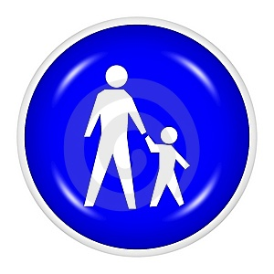 Web Button - Family Royalty Free Stock Photo - Image: 7956355