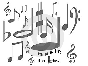 Music Royalty Free Stock Photos - Image: 7958898