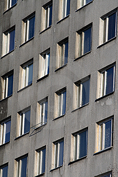 Block Of Flats Stock Image - Image: 7961841
