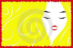 Blonde Glamour Stock Photo - Image: 7962480
