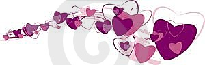 Hearts Stock Images - Image: 7964744