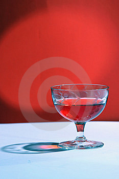 Red Beverage Stock Photography - Image: 7964992