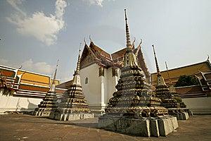 Three Pagoda Stock Photos - Image: 7967833