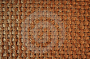Straw Serviette Royalty Free Stock Photo - Image: 7968785