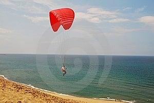 Parachute Stock Image - Image: 7972051