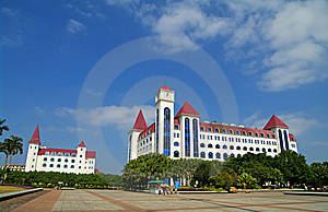 Royal Hotel Royalty Free Stock Photography - Image: 7973357