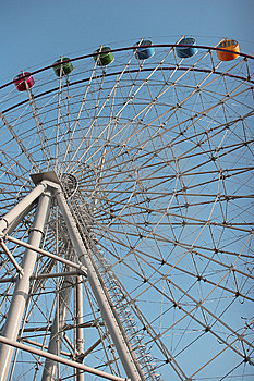 Giant Wheel 3 Stock Image - Image: 7975551