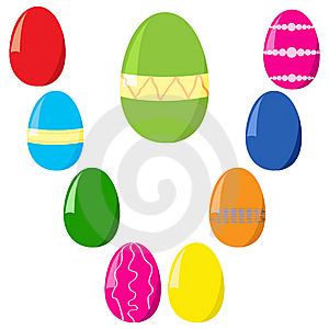 Eggs Royalty Free Stock Images - Image: 7976109