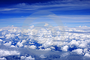 Cloudscape Stock Photo - Image: 7977180
