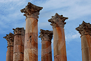 Temple Of Artemis Royalty Free Stock Photography - Image: 7978577