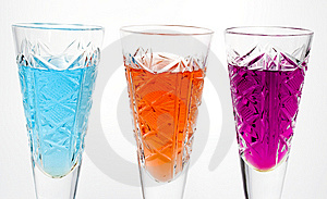 Three Wineglass Royalty Free Stock Images - Image: 7979759