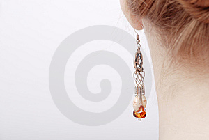 Woman With Jeweller Royalty Free Stock Photography - Image: 7981927