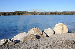 Frozen Lake No.2 Stock Photography - Image: 7982272