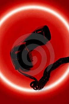 购买权紧急电话管 库存照片 - 图片: 7983930