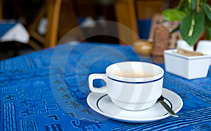 Cup Of Coffee Stock Photo - Image: 7989350