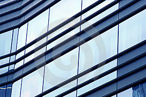 Corporate Building Stock Image - Image: 7990121
