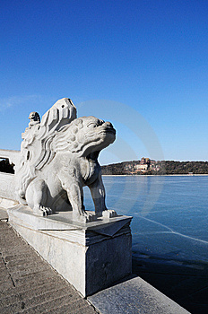 The Summer Palace Royalty Free Stock Image - Image: 7990416
