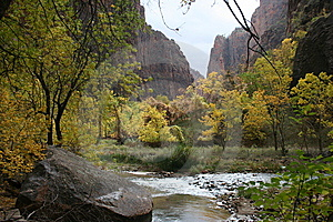 Zion National Park Royalty Free Stock Images - Image: 7992299