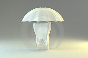 Tooth Protection Royalty Free Stock Photos - Image: 7995808