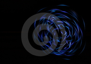 Neon Lights In The Dark Royalty Free Stock Photography - Image: 7996737