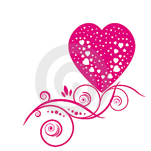 Hearts Stock Image - Image: 7999261