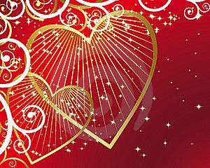 Hearts Royalty Free Stock Photo - Image: 7999305