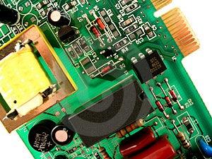 Circuit Photographie stock