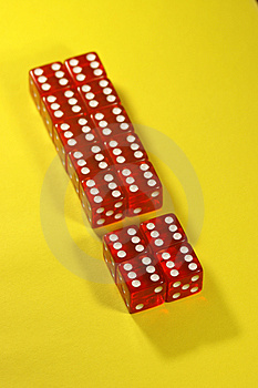 Attention All Gamblers! Free Stock Image