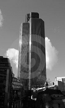 London Building 10 Stock Photo