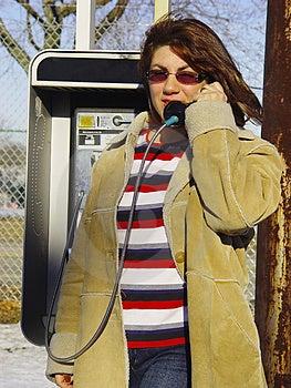 Payphone Free Stock Image