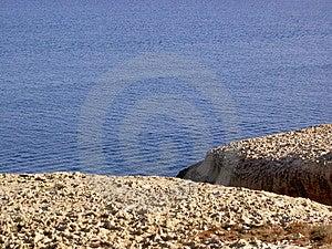 Vagga & havet Royaltyfri Fotografi