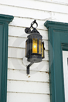 Old Lamp Free Stock Images