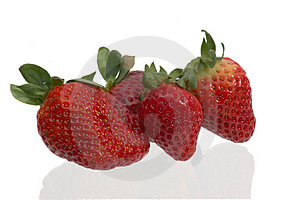 Strawberries Iv Free Stock Photos