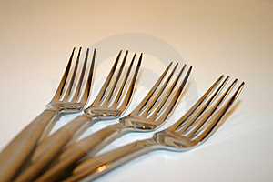 Forks Free Stock Images