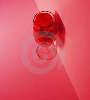 Strawberry Wine 2 Free Stock Photos