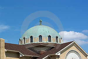 Church Dome Free Stock Image