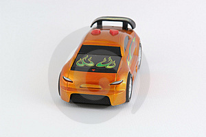 Toy Car Photographie stock