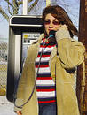 Payphone Royalty Free Stock Image
