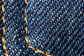 Denim - close-up of a pocket