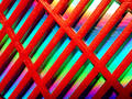 Abstract Diagonal Lines Pattern