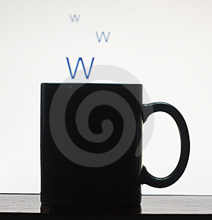 Cup Stock Images - Image: 8001904