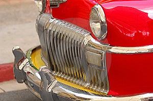 Classic Car Stock Image - Image: 8011811