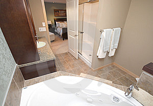Bathroom Royalty Free Stock Photo - Image: 8013165